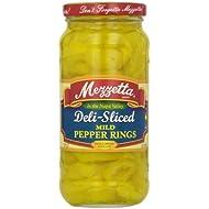 Mezzetta Sliced Mild Banana Peppers, 16 oz