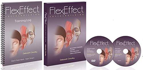 FlexEffect Facialbuilding ADVANCED Facial Exercise. Resistance Training - Bone Modeling - Skin Remodeling - Flex Massage. Online FlexEffect WorkShop. 12 to 20min Routines An Extension of Bodybuilding!