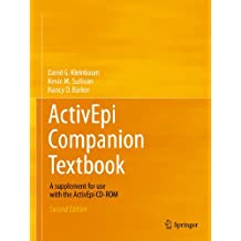 ActivEpi Companion Textbook: A supplement for use with the ActivEpi CD-ROM
