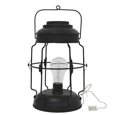 Darice LED Metal Lantern