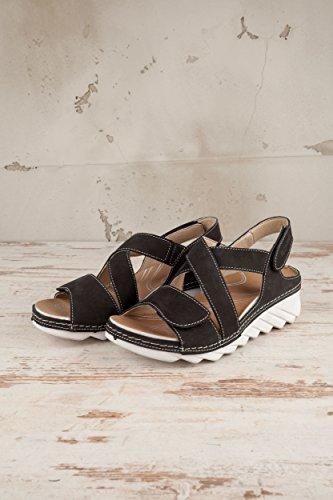 Romika Women's Fashion Sandals Platinum 4bB5LQsR3