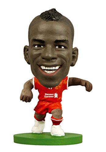 Liverpool Balotelli Mini Figurine 14/15