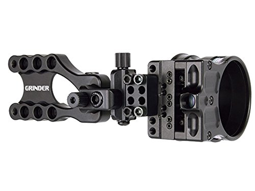 Spot Hogg Grinder MRT Micro Adjust Archery Sight-Right Hand/Five ()