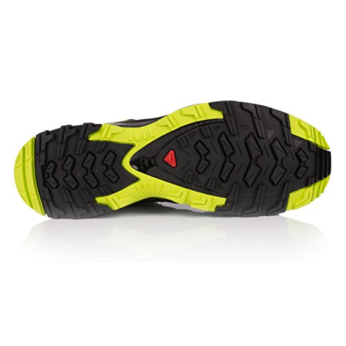 3d Green De Gtx Lake 000 lime Salomon black Trail Pro Xa Bleu Chaussures deep Femme qwXnOEt