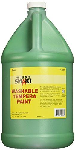 School Smart Washable Tempera Paint