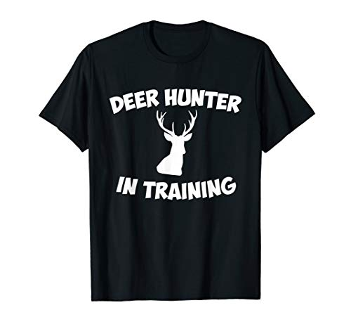 Deer Hunter In Training Buck Hunting T-Shirt