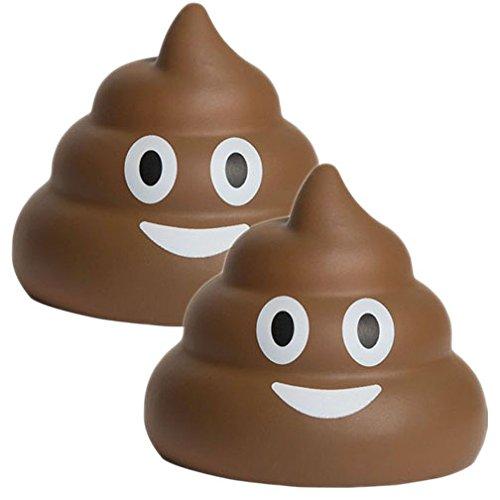 Bidet Deuce Poop Emoji Stress product image