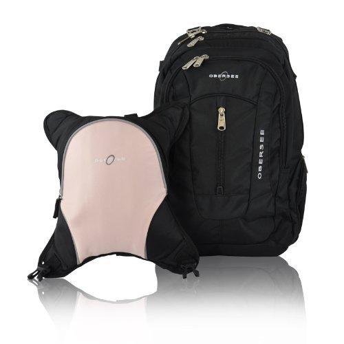 free shipping obersee bern diaper bag backpack cooler. Black Bedroom Furniture Sets. Home Design Ideas