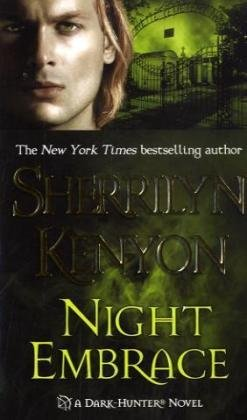 Book cover for Night Embrace