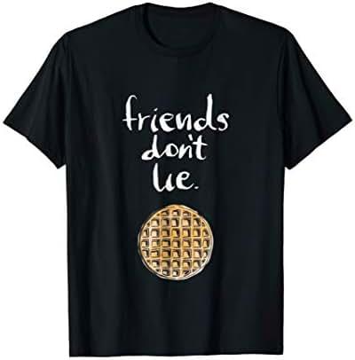 Friends Dont Lie T-Shirt Fandom for Kids Girls Mens Womens