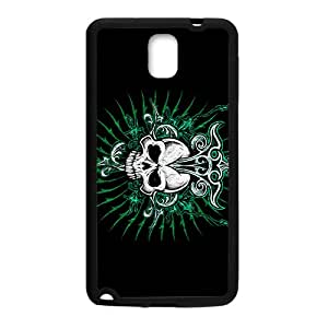 Green Skull Hot Seller High Quality Case Cove For Samsung Galaxy Note3