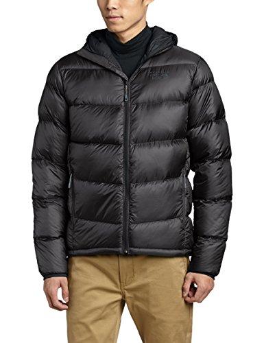 Mountain Hardwear Kelvinator Hooded Jacket Black Mens