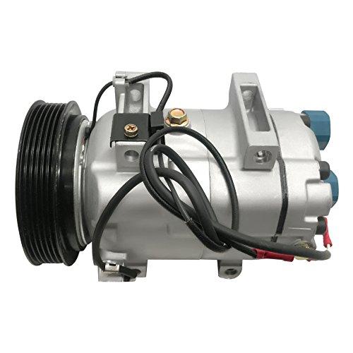 RYC Remanufactured AC Compressor and A/C Clutch FG638 Audi 90 A/c Compressor
