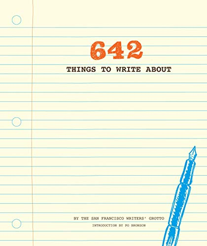 642 Things to Write About: (Guided Journal, Creative...