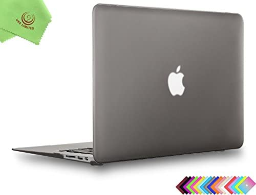 UESWILL Smooth Matte Shell MacBook