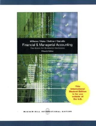 managerial accounting study guide free