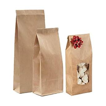 Propac Z-SCK8FM - Bolsas de papel para alimentos: Amazon.es ...