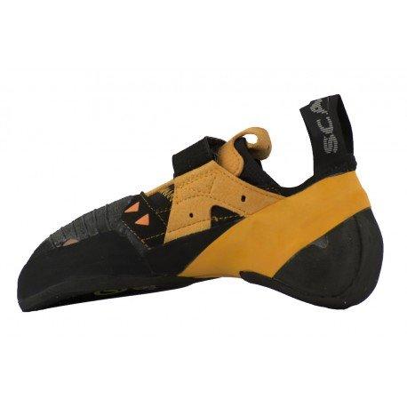 VS Scarpa Scrapa nero Instinct arrampicata 4qa5qxrgw