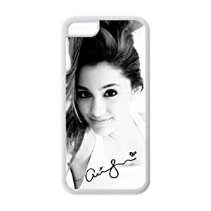 diy phone caseCustomize American Famous Singer Ariana Grande Back Case for iphone 5/5s Designed by HnW Accessoriesdiy phone case