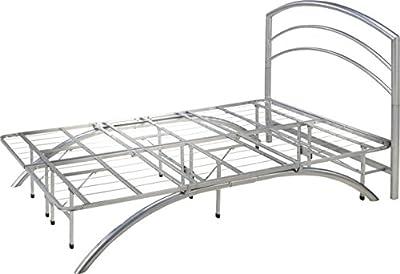 Flex Form Arched Headboard Platform Bed Frame