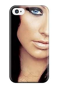 AERO Jose Aquino's Shop Hot Awesome Christina Aguilera Flip Case With Fashion Design For Iphone 4/4s 7947241K29245940