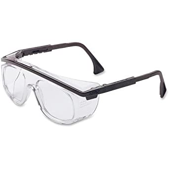 c86e028107 Image Unavailable. Image not available for. Color  UVXS2500 Uvex Astro OTG  3001 Safety Glasses ...