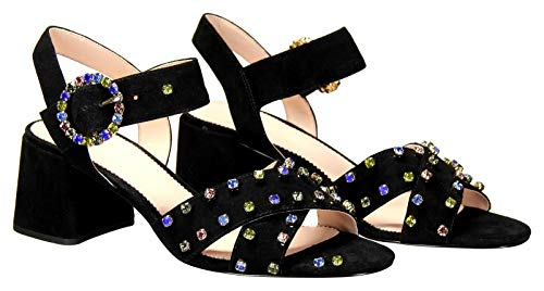 J Crew Women's Penny Sandal Heels Pumps Jewels Embellished for sale  Delivered anywhere in USA