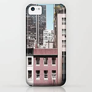 Society6 - View Of Nyc From A Moma Window... iPhone & iPod Case by Chernobylbob