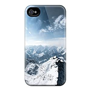 Defender Cases For Iphone 6, Central French Alps Pattern