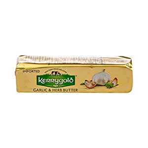 Kerrygold Garlic and Herb Butter, 3.5 Ounce -- 10 per case.