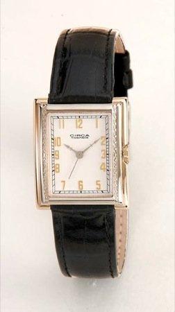 Circa 1920's Deco Timepiece [Watch]