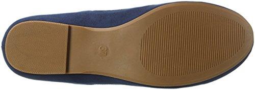 Jane Klain Damen 221 793 Geschlossene Ballerinas Blau (Navy)