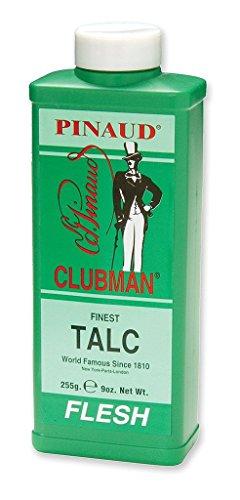 Clubman Pinaud Finest Talc Flesh 9.0 oz (Clubman Talc Powder)