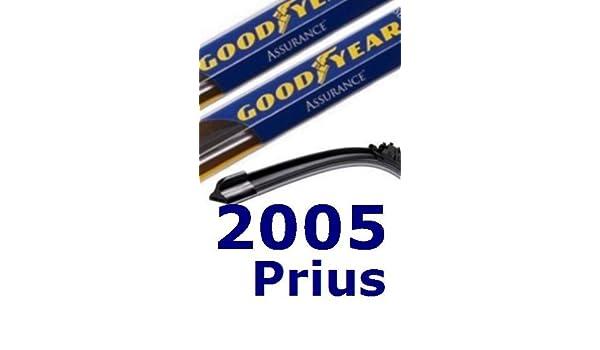 2005 Toyota Prius repuesto parabrisas limpiaparabrisas (2 cuchillas): Amazon.es: Coche y moto
