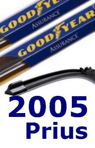 2005 Toyota Prius repuesto parabrisas limpiaparabrisas (2 cuchillas)