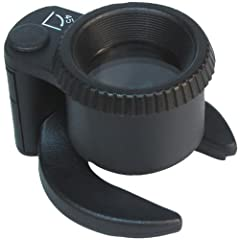 Camera Sensor Magnifier