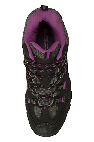Mountain Warehouse Adventurer Womens Boots - Ladies Summer Shoes Black 9 M US Women by Mountain Warehouse (Image #9)