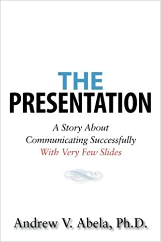 amazon the presentation a story about communicating successfully