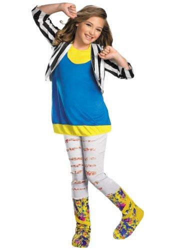 Disguise Disney Shake It Up Cece Deluxe Tween Costume, 10-12 -