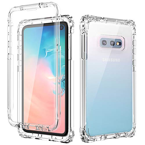 shockproof clear case for galaxy s10e