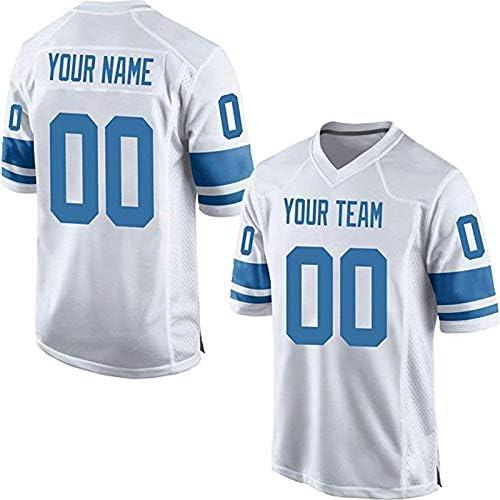 QimeiJer - Camiseta de fútbol para Hombre y Mujer, Jovenetud M ...
