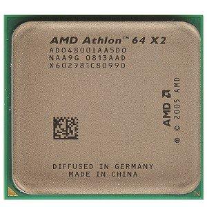 Dual Core 2x512kb L2 Cache - AMD Athlon 64 X2 4800+ Brisbane 2.5GHz 2 x 512KB L2 Cache Socket AM2 65W Dual-Core Processor With FAN