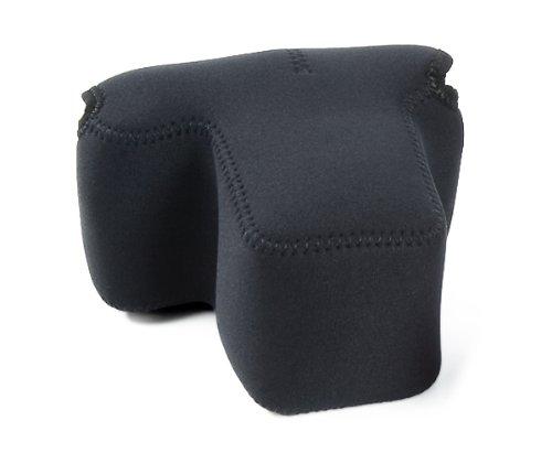 OP/TECH USA Soft Pouch Digital D-SLR (Black Slr Digital Camera)