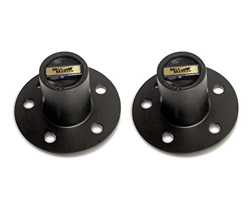 Mile Marker 428 Premium Lock Out Hub Set