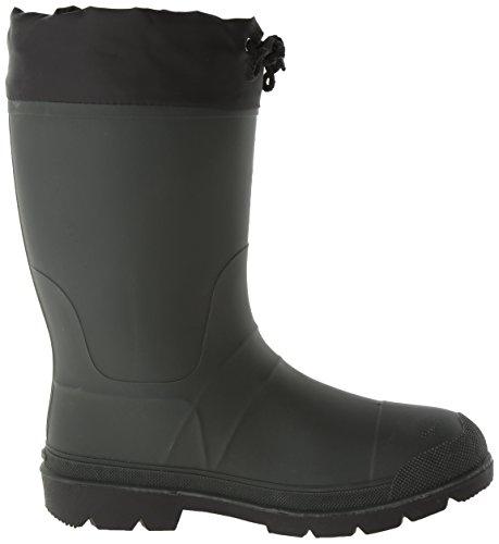 Kamik Mens Jägare Boot Khaki / Svart Sula