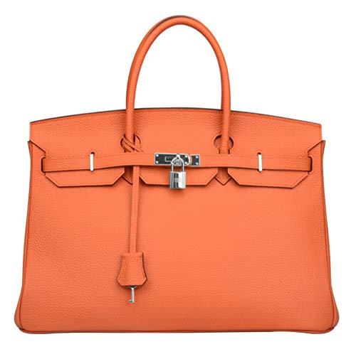 Large Leather Handbags - 5