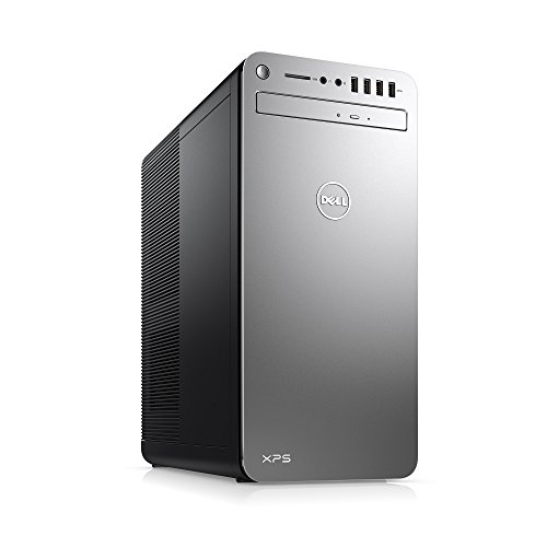 Dell XPS 8920 XPS8920-7529SLV-PUS Tower Desktop (Silver) by Dell (Image #2)