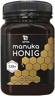 larnac activa miel manuka 720 PLUS, 1er Pack (1 x 500 g): Amazon.es ...