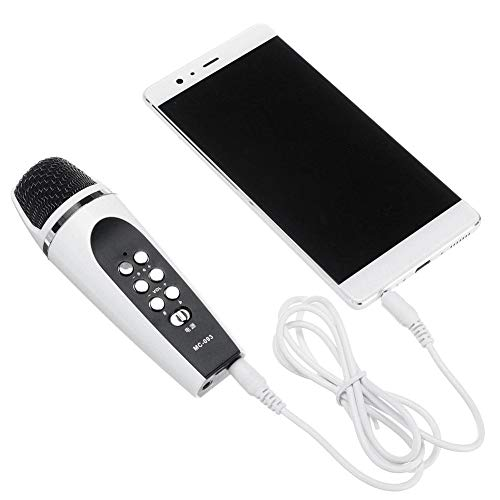 4 mode Voice Changer Microphone For iphone Apple Smartphone Cellphone PC Android