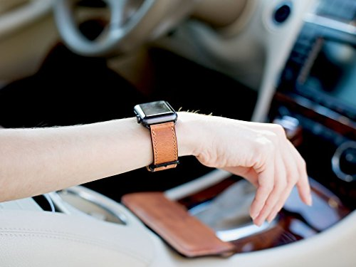 Apple Watch Leather Horween Strap product image